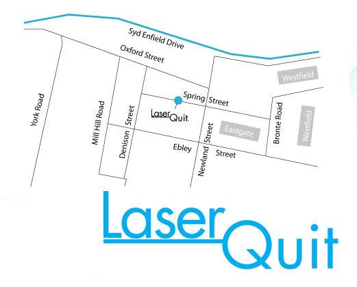LaserQuit Bondi Sydney
